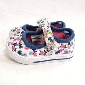 OshKosh B'gosh Lola Flower Mary Jane shoe Size 2